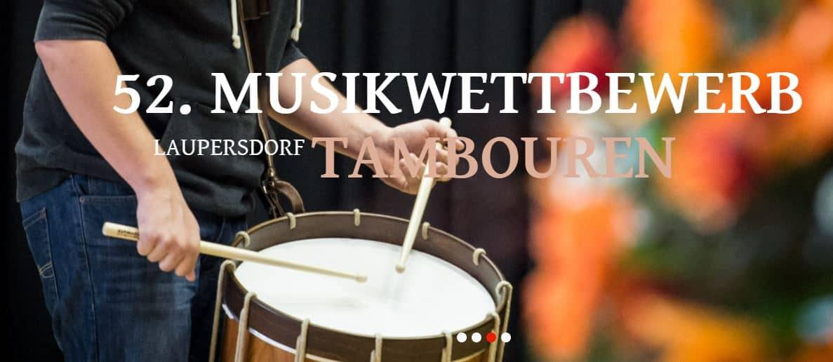 52. Musikwettbewerb in Laupersdorf